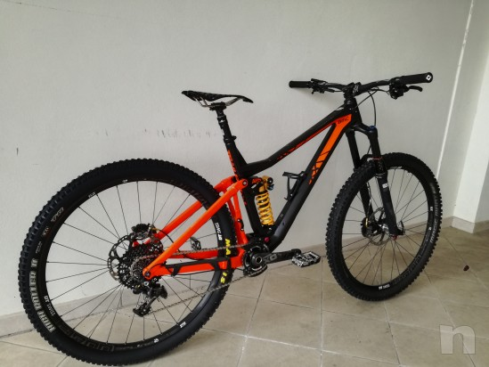 Vendo BMC trailfox TF enduro