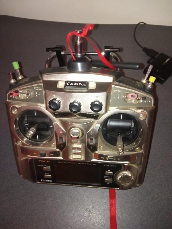 Vendo Radiocomando Futaba T9 CP