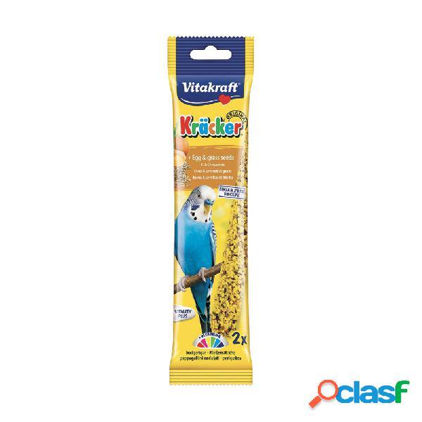 Vitakraft Kracker per Pappagallini Uovo 60 gr