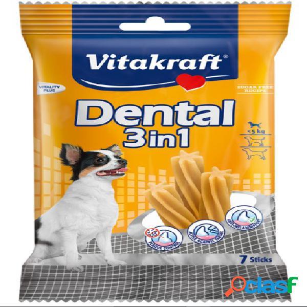 Vitakraft dental 3 in 1 small gr 120