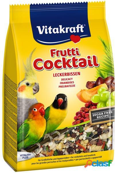 Vitakraft kracker parrocchetti pappagalli, miele e frutta -