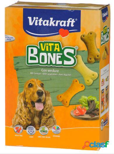 Vitakraft snack per cani vita bones biscotti gr 400