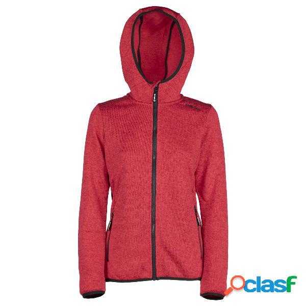 Woman Jacket Fix Hood Bottero Ski (Colore: