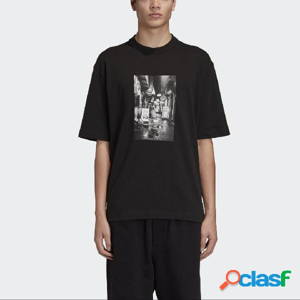 Y-3 Alleyway Graphic Tee