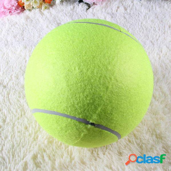 Yani DCT-2 Squishy Giant palla da tennis giocattolo per cani