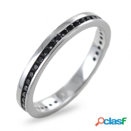 anello da uomo in argento insignia mis. 24