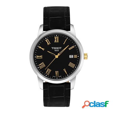 orologio classic dream collezione t-classic nero