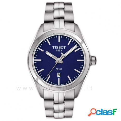 orologio tissot donna pr 100 quartz lady t101.210.11.041.00