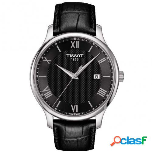 orologio uomo tissot tradition gent t063.610.16.058.00