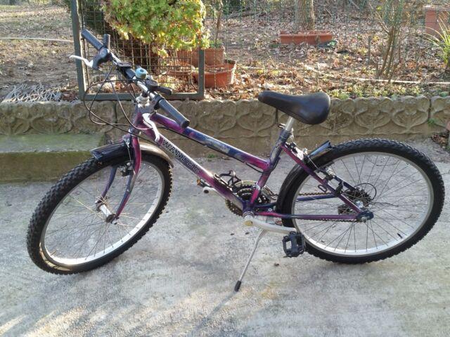 Bicicletta WANDER taglia 24 per bambina 8-10 anni