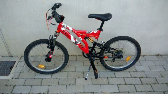 Bicicletta bambino MTB mountain bike ruota 20