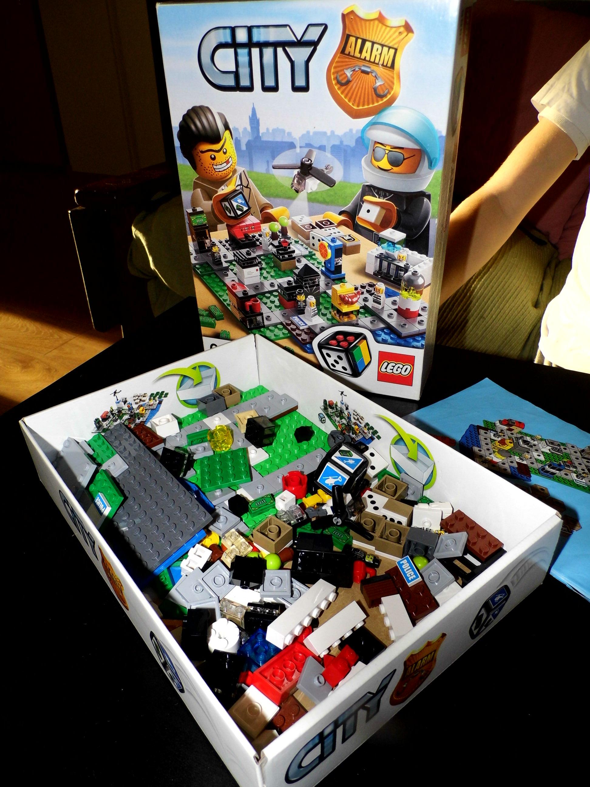 LEGO CITY ALARM
