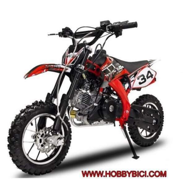 Minicross ymh 4 tempi new