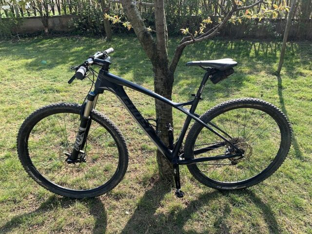 Mountain Bike 29' Ghost HTX Lector  in Carbonio