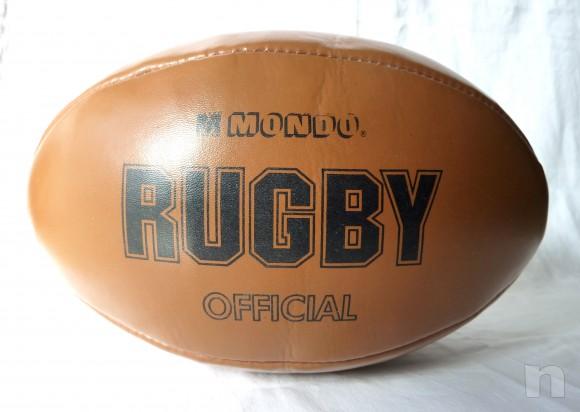 Palla da Rugby (Official) MONDO cm.30 x 15