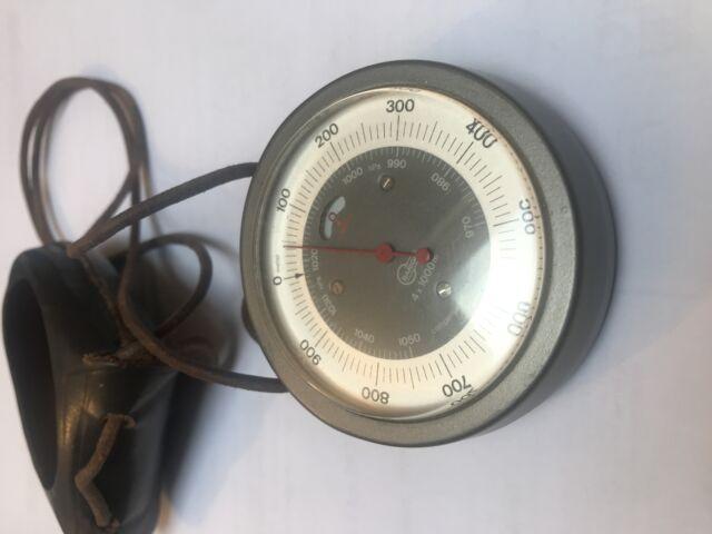 Altimetro barometro 4xm alta precisione