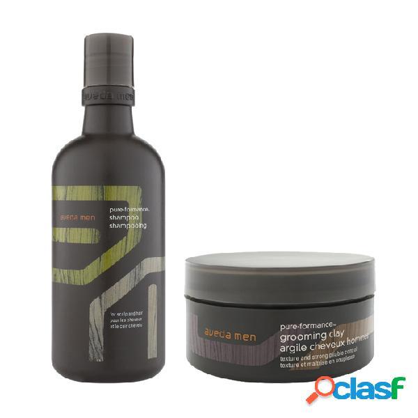 Aveda Kit Men Pure-Formance Shampoo + Styling