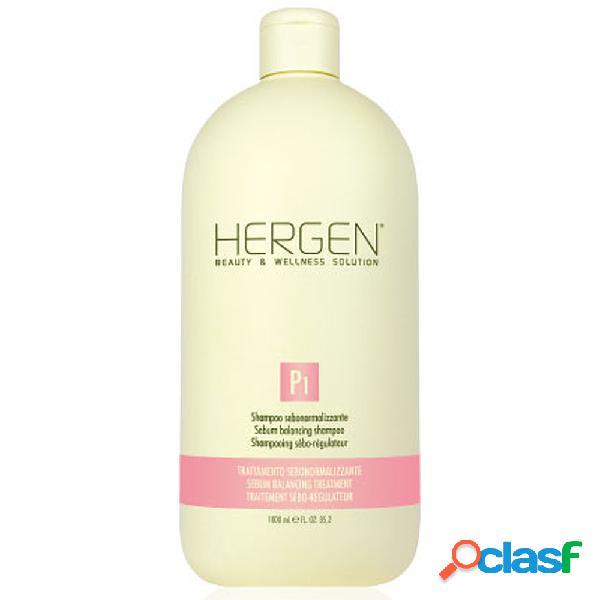 Bes Hergen P1 Shampoo Sebonormalizzante 1000 ml