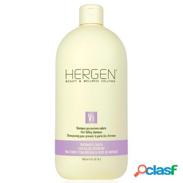 Bes Hergen V1 Shampoo Prevenzione Caduta 1000 ml