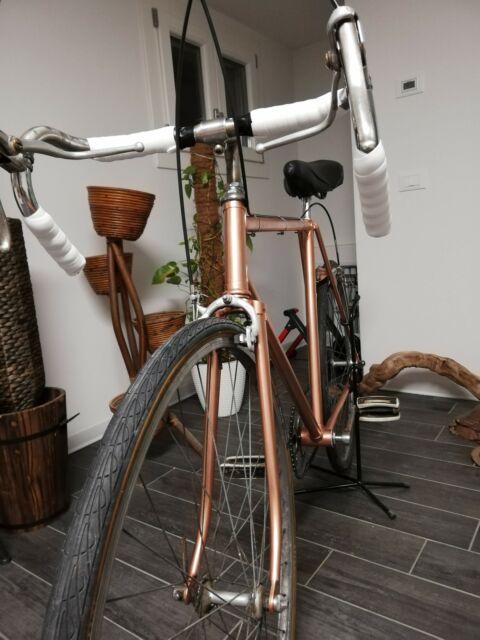 Bici cicloturistica gravel anni 70 RAMATA
