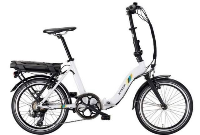 Bici elettrica ztech trek zt 81 ????   Posot Class
