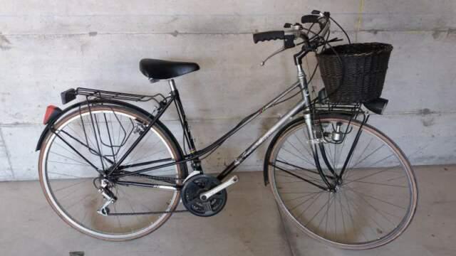 Bicicletta City Bike Fausto Coppi originale