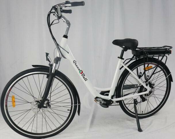 Bicicletta elettrica CITY DONNA GB-40L