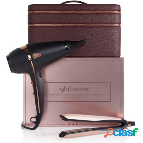 Ghd Delux Set Platinum+ and Air Hairdryer Edizione Limitata