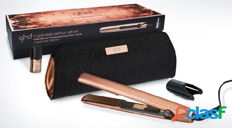Ghd Piastra Gold Styler Premium Gift Set