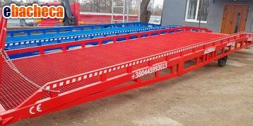 Le rampe di carico mobile