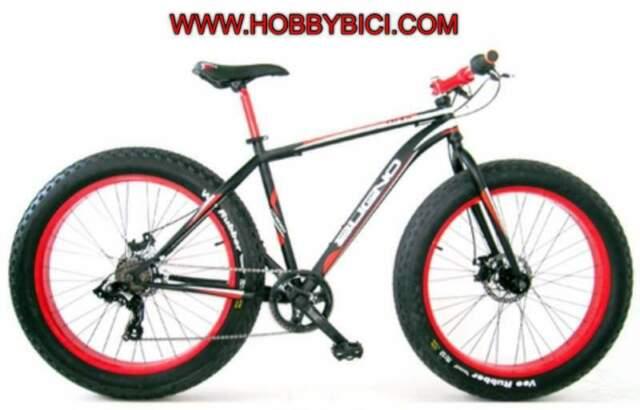 Mtb fat bike disk new