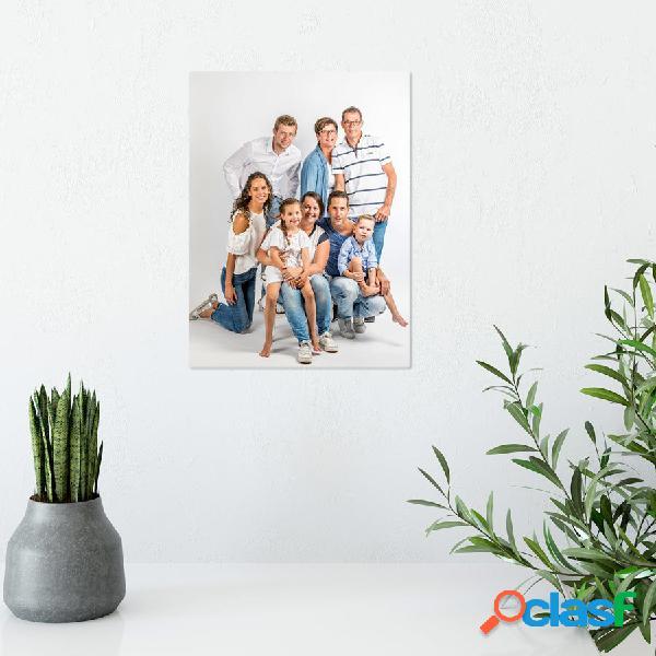 Pannello fotografico ChromaLuxe in alluminio (15x20 cm)