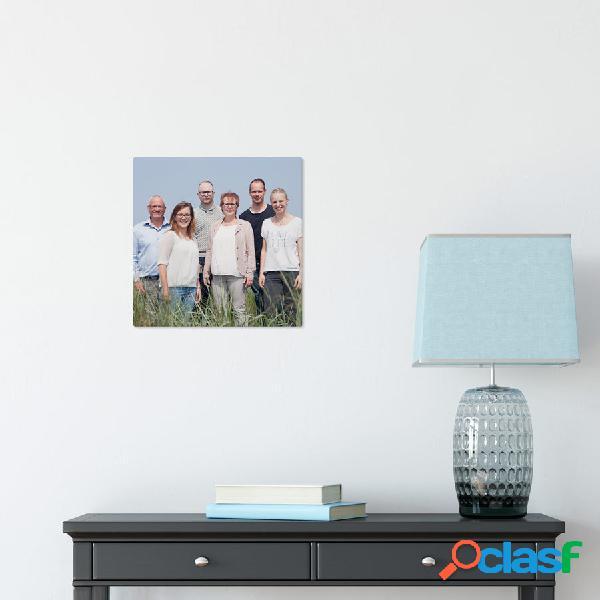 Pannello fotografico ChromaLuxe in alluminio (30x30 cm)