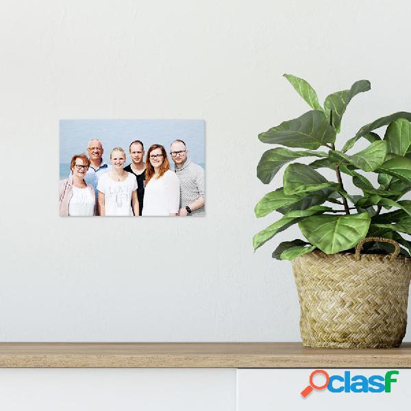Pannello fotografico ChromaLuxe in alluminio - spazzolato