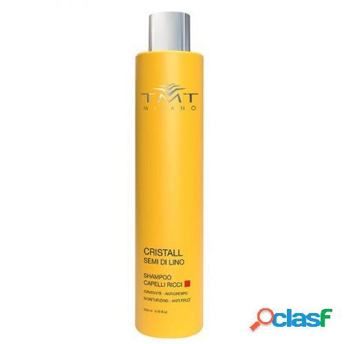 TMT Cristall Semi di Lino Shampoo Capelli Ricci 250 ml