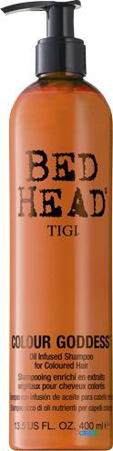 Tigi Bed Head Colour Goddess Oil Infused Shampoo 400ml