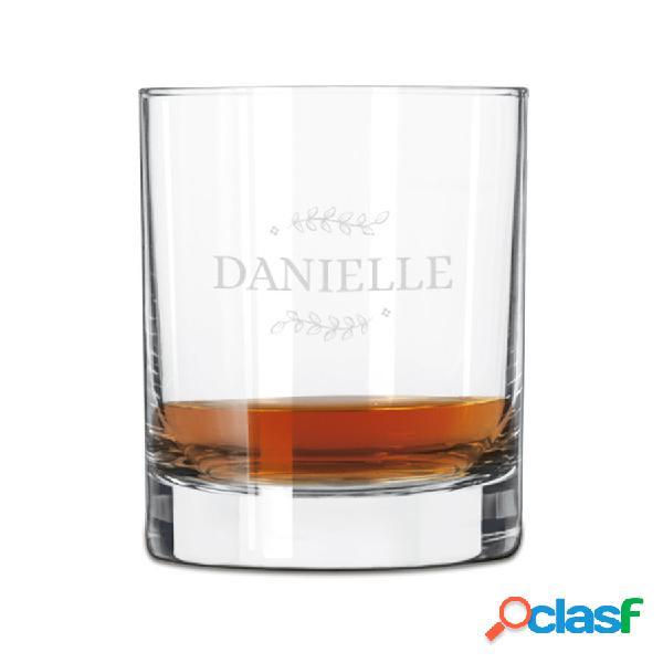 Whiskey - Bicchiere Personalizzato