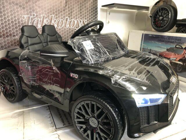 Auto macchina elettrica AUDI R8