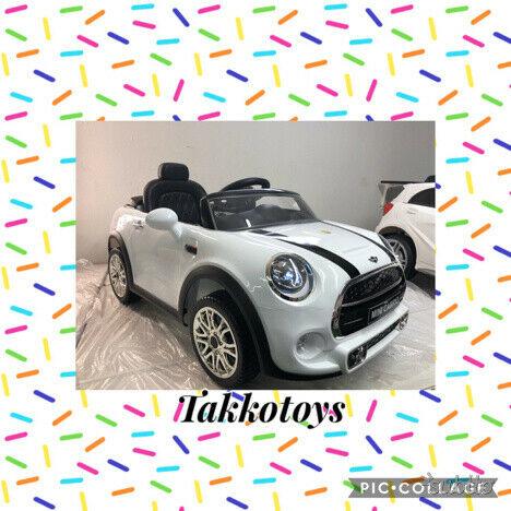 Auto macchina elettrica mini CABRIO