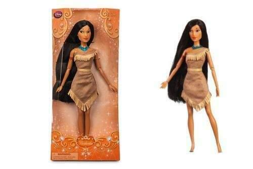 Bambola classica Pocahontas Disney originale