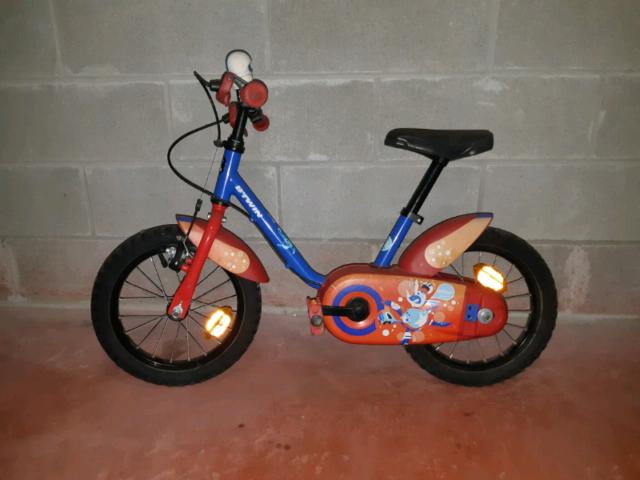 Bicicletta 3÷5 anni