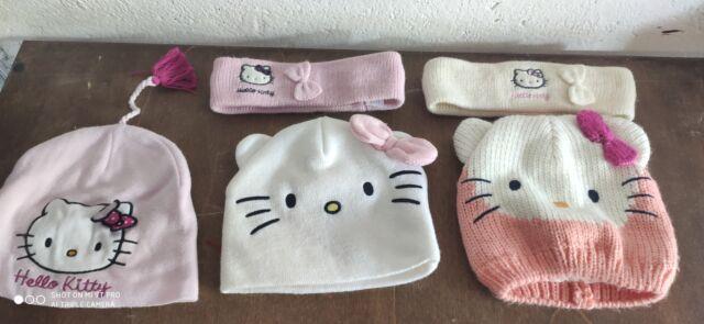 Cappelli e Fasce Invernali Hello Kitty