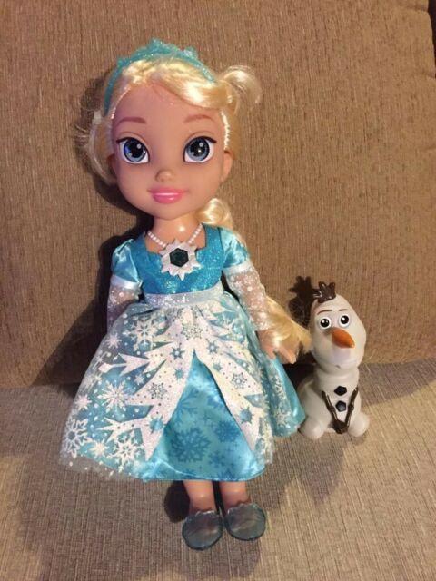 Elsa Regina dei Ghiacci Frozen -Luci e Suoni