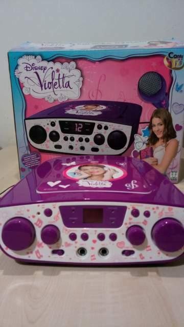 Karaoke Canta Tu di Violetta