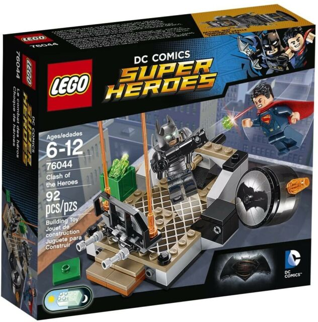 Lego dc comics super heroes e star Wars