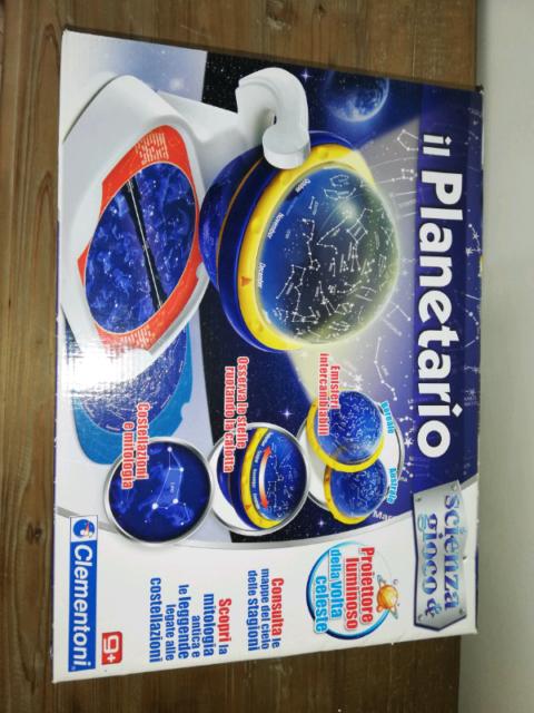 Vendo gioco educativo Planetario mai usato