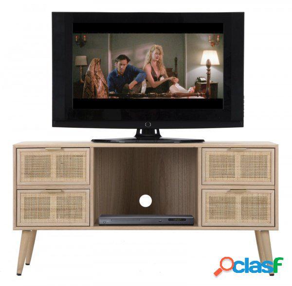 Mobile soggiorno porta tv ikea besta bianco | Posot Class