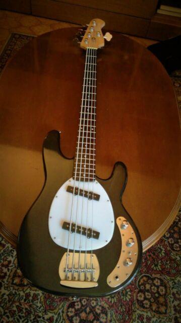Basso elettrico - eko jazz bass / 5 corde