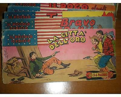 IL PICCOLO SCERIFFO - collezione completa fumetto