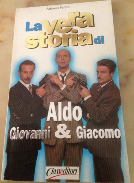 La vera storia di Aldo Giovanni e Giacomo